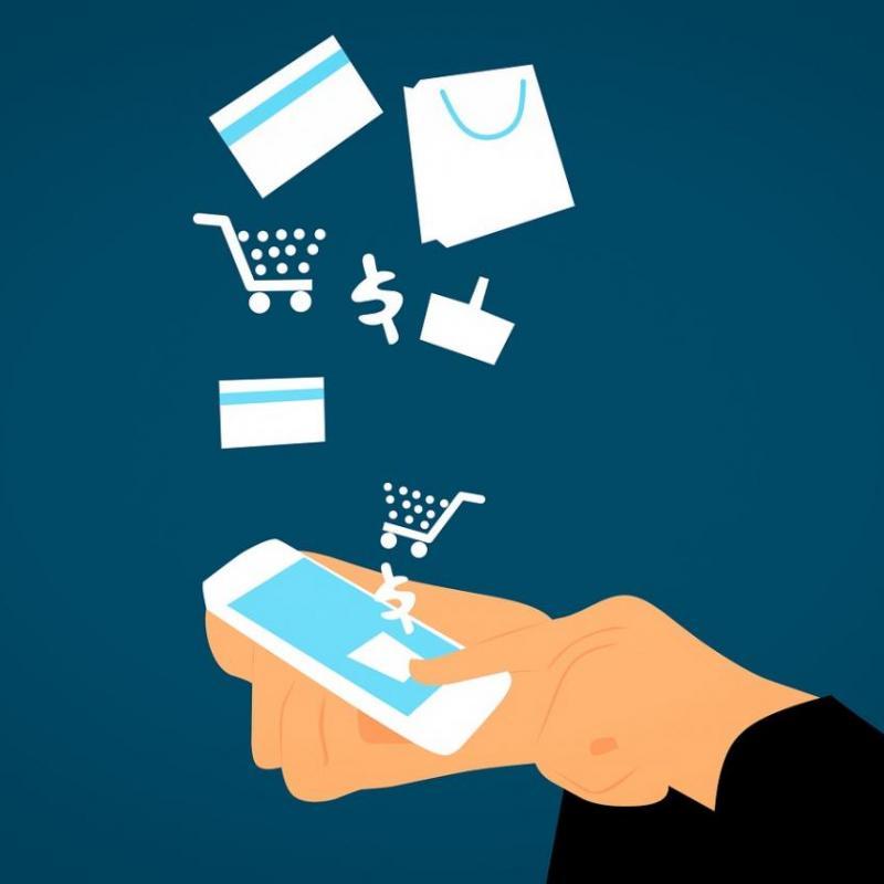 インターネット通販は「Amazon」「楽天市場」が2強!両社6割越え!