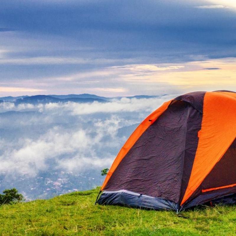 [キャンプについての調査]キャンプを最も多く行っているのは30代男性!