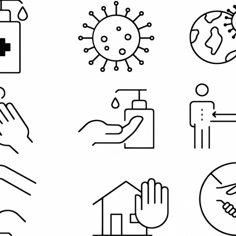 [第二回新型コロナウイルス感染症に関するアンケート結果]不要不急の外出を自粛している人は約9割!?